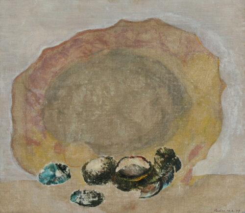 Natura Morta Con Vassoio,1999 ( Still Life With Tray )