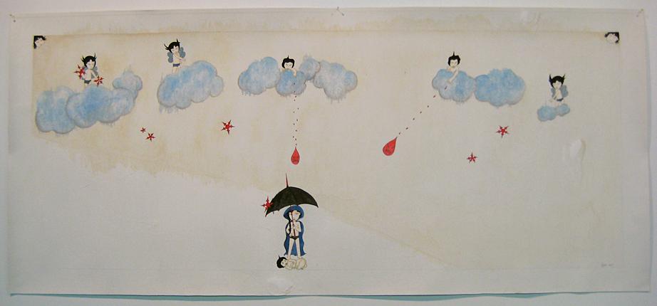 Umbrella, 2007