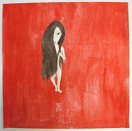 Braiding Red, 2008