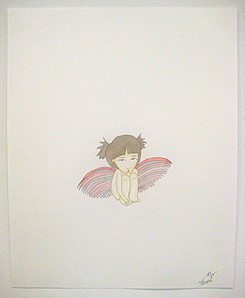 Winged Fairy, 2010