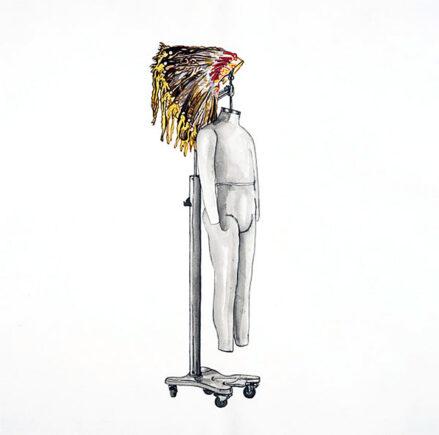 Mannequin, 2008